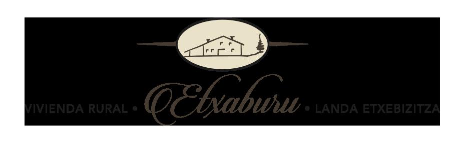 Vivienda rural Etxaburu logo